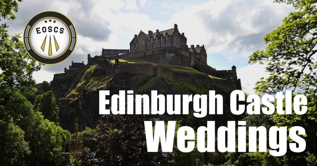 edinburgh castle weddings
